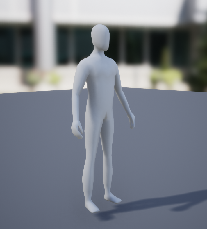 Character Implementation and AnimInstance with C++ – Making